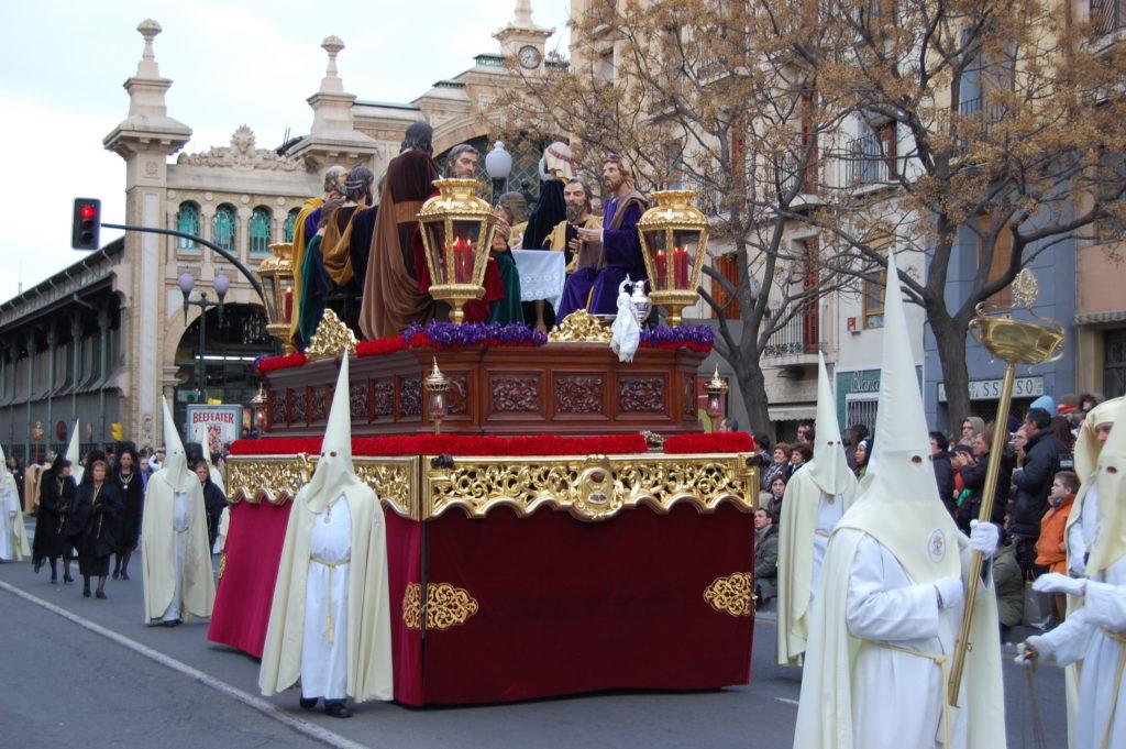 semana santa İspanya